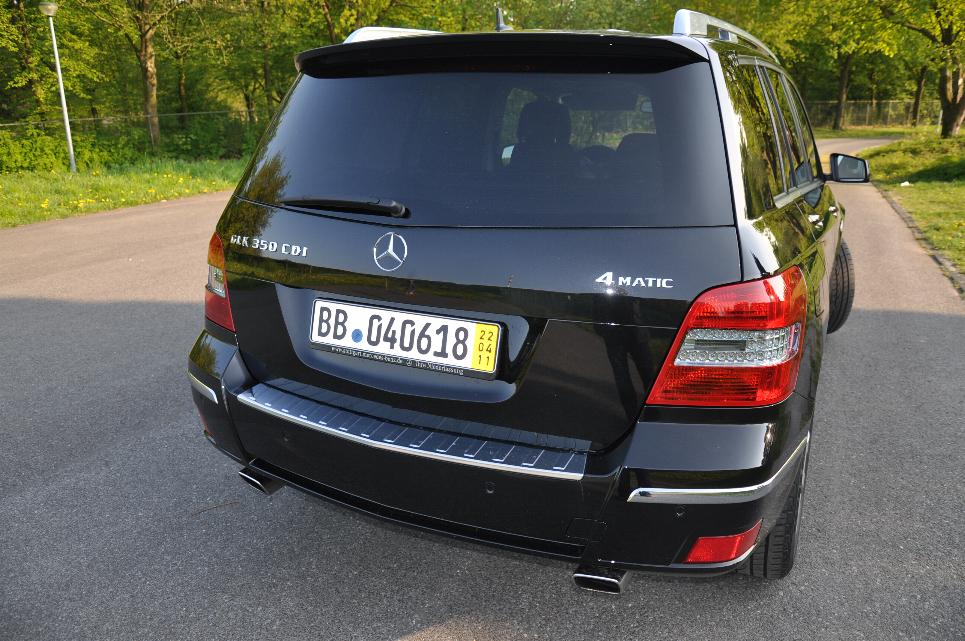 mercedes glk 350 cdi brabus 2 x sportp panod leder1 ebay. Black Bedroom Furniture Sets. Home Design Ideas